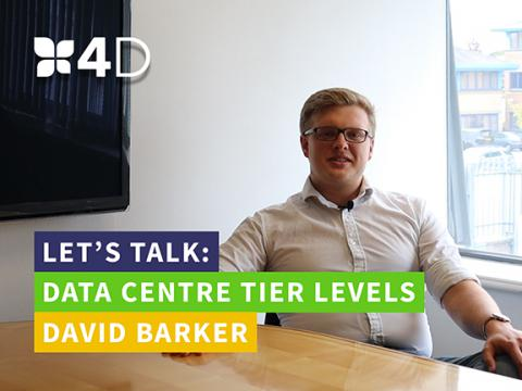 VIDEO: Data Centre Tiers Explained