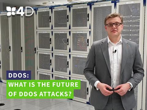 DDoS VIDEO: What is the future of DDoS attacks?