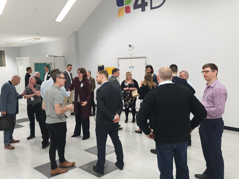 Gatwick Data Centre Open Day(March 2019): Roundup