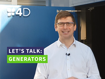 Let's Talk: Generators