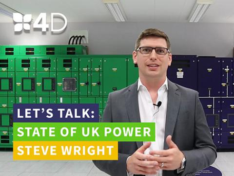 VIDEO: State of UK Power in 2019