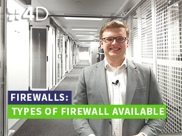 Firewalls Explained: Types of Firewalls