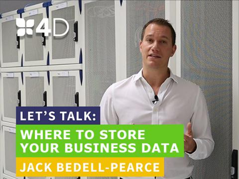 VIDEO On-premise vs Cloud vs Colocation: Where to store your data