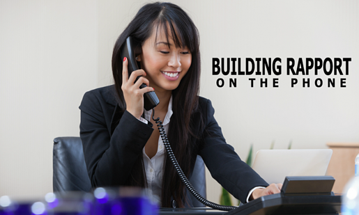 How to Build Rapport Over the Phone