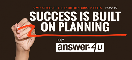 Planning to Succeed with Your New Business Venture