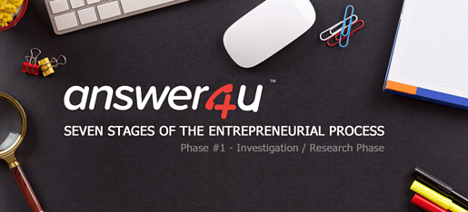 Taking Your First Steps on the Entrepreneurial Stage