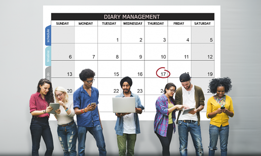 Why Inefficient Diary Management is Impacting Business Productivity