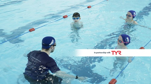 DOES YOUR KID LOVE THEIR SWIMMING CLUB?