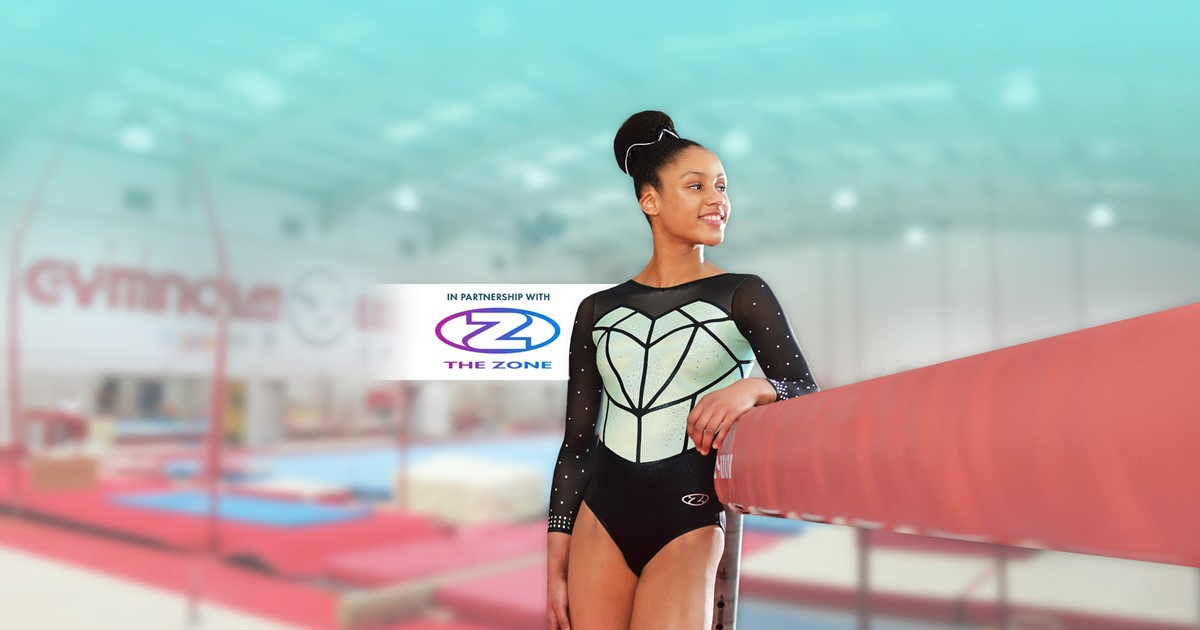 WIN A GYMNASTICS BUNDLE WORTH £375.