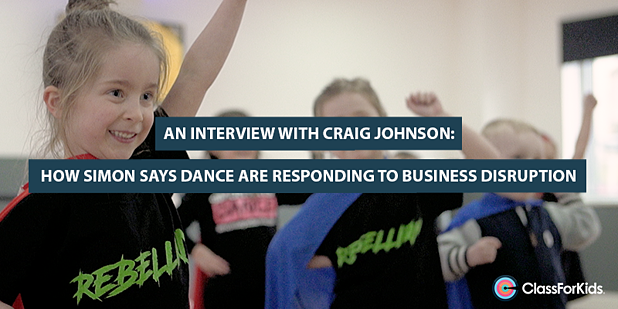 An Interview with Craig Johnson: How Simon Says Dance Are Responding to Business Disruption