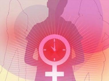 Gewichtstoename rond de menopauze