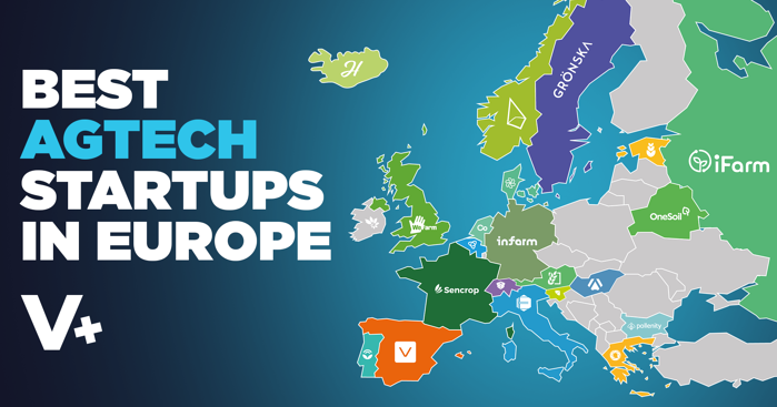 Best AgTech Startups in Europe