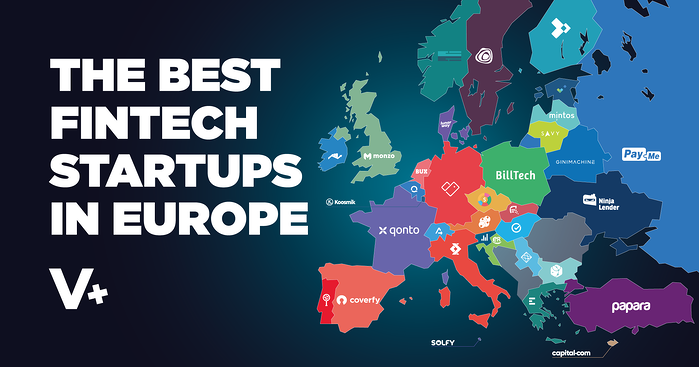 Best Fintech Startups in Europe