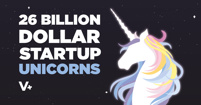 The 26 Best Billion Dollar Unicorns [Infograpic]