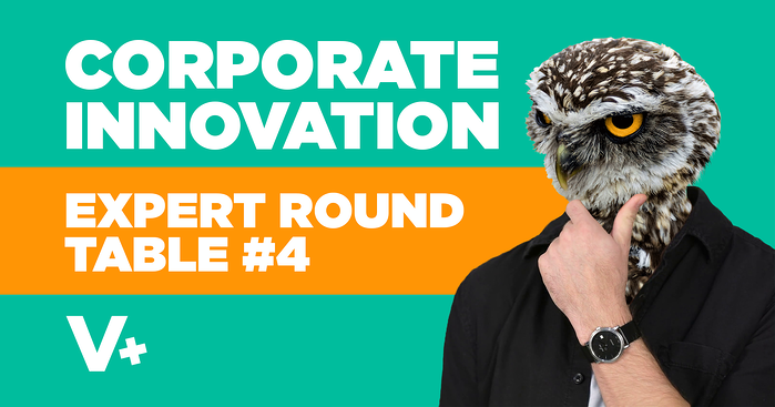 Corporate Innovation - Expert Round Table #4