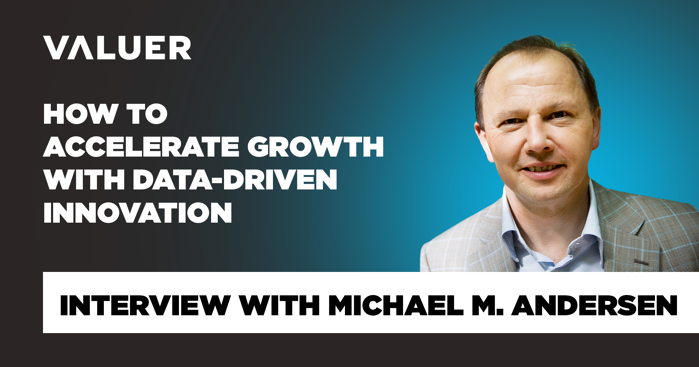 How to Accelerate Growth with Data-Driven Innovation
