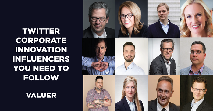 Twitter Corporate Innovation Influencers You Need to Follow