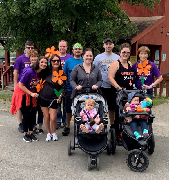 Harmony Participates in Walk to End Alzheimer's