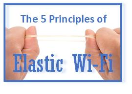 Improve Wi-Fi Performance: 5 Principles of Elastic Wi-Fi