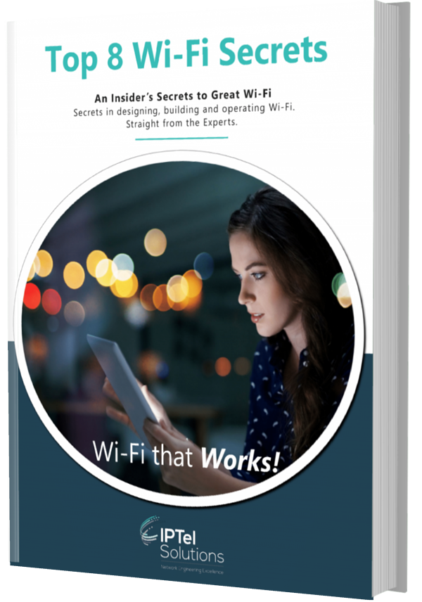 Free eBook: Top 8 Secrets to Great Wi-Fi.