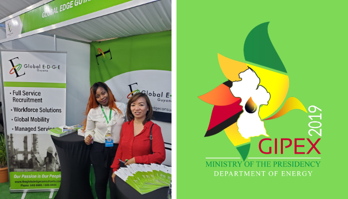 GIPEX 2019, A Great Success With Global Edge Guyana