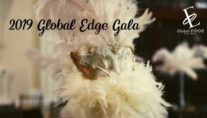 2019 Global Edge Gala: Masquerade Ball