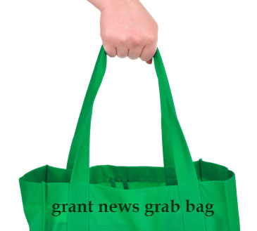 grant news grab bag from eCivis includes info on SAM webinar, pay for success financing of social projects, and Maryland's state single audit report