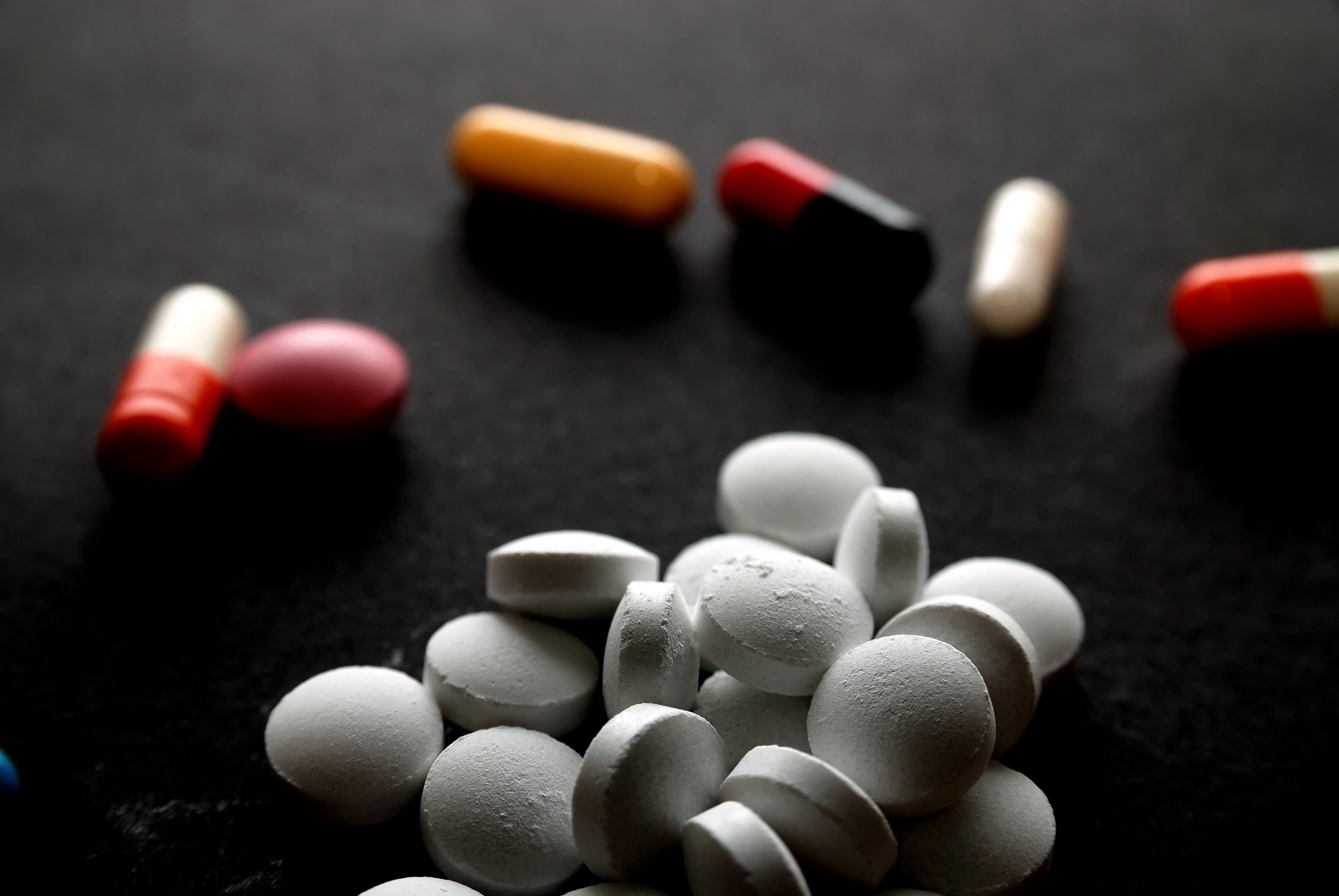 Pills in an Article About CARA and Grants to Fight the Opioid Epidemic