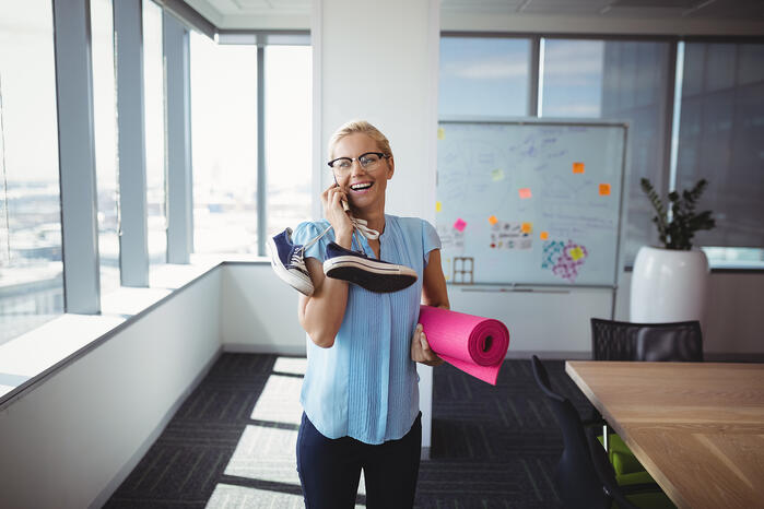 The Benefits of Promoting Wellness in the Workplace