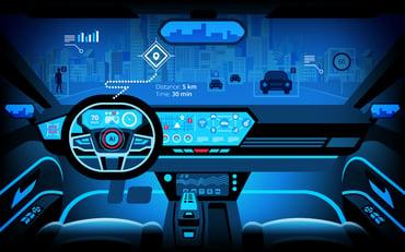 in car digital companion