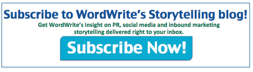 Subscribe to WordWrite's Storytelling blog!