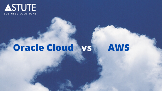 OCI vs AWS - A Comparison in Clouds