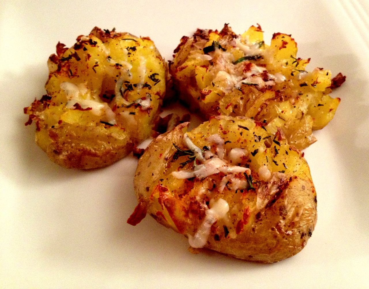 smashed potatoes grilled smashed potatoes crispy smashed potatoes ...