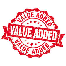 Looking for added value for your company