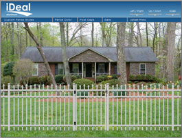 ideal fence, fences richmond, ideal aluminum, hurricane fence, residential fence cost, fence products residential