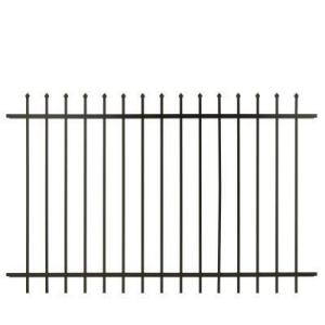 spear top fence