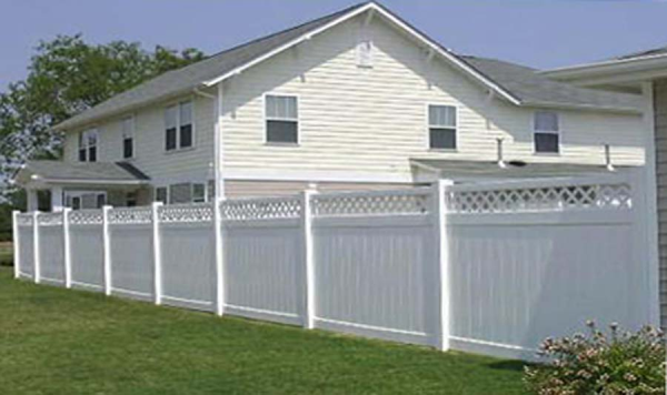 Vinyl (PVC) Privacy Fence