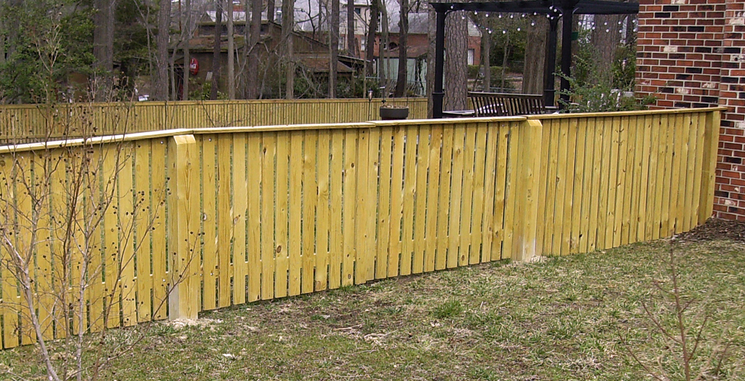 Wood Fence Hurricane Fence Company