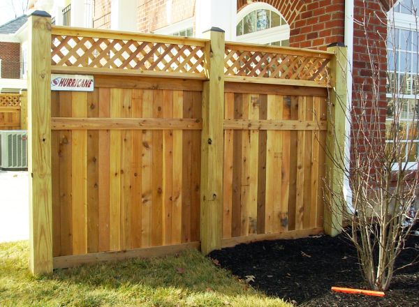 How To Make Wood Privacy Fence