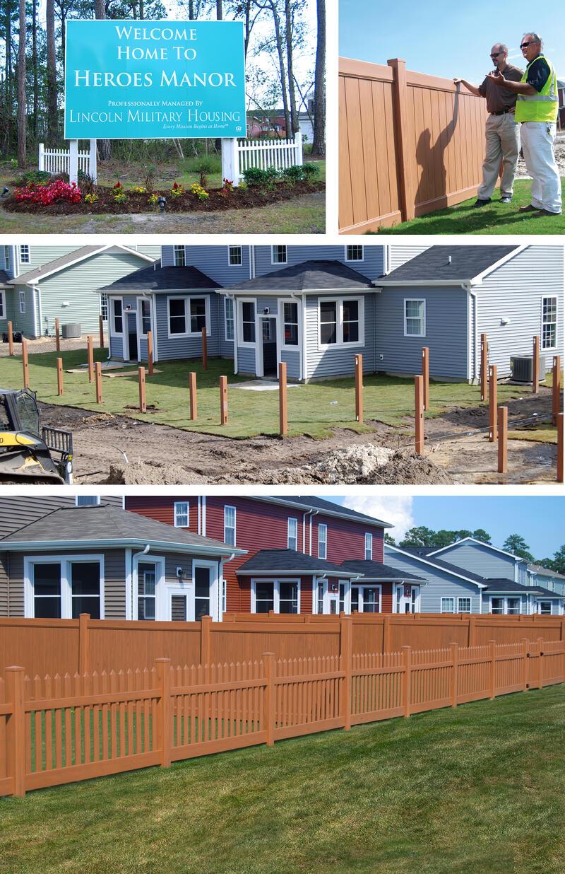 North Carolina Hurricane Fence Company