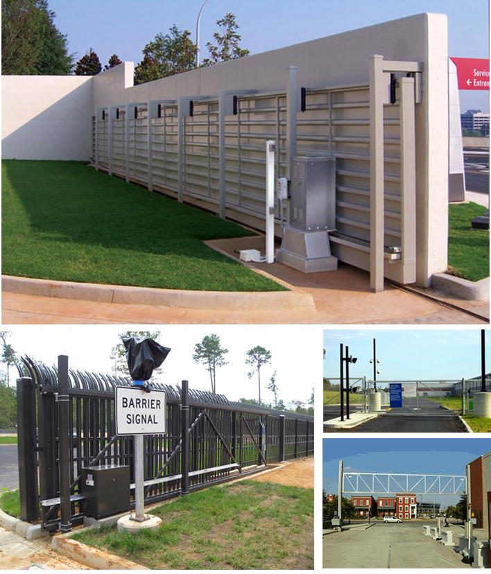 Secure Entrances Access Control Hurricane Fence Company