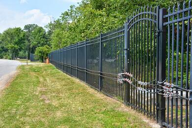 Government Fence Hurricane Fence Company