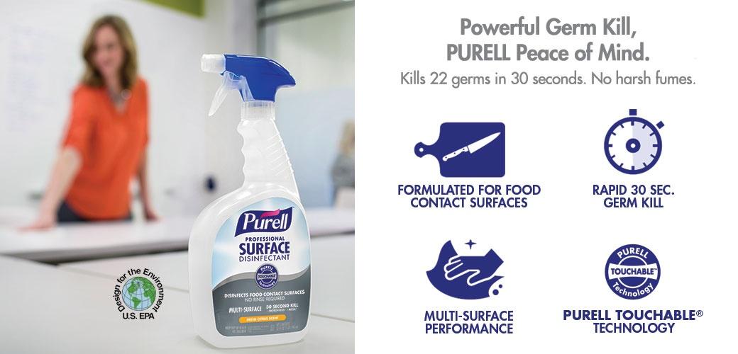 PURELL-Surface Dis