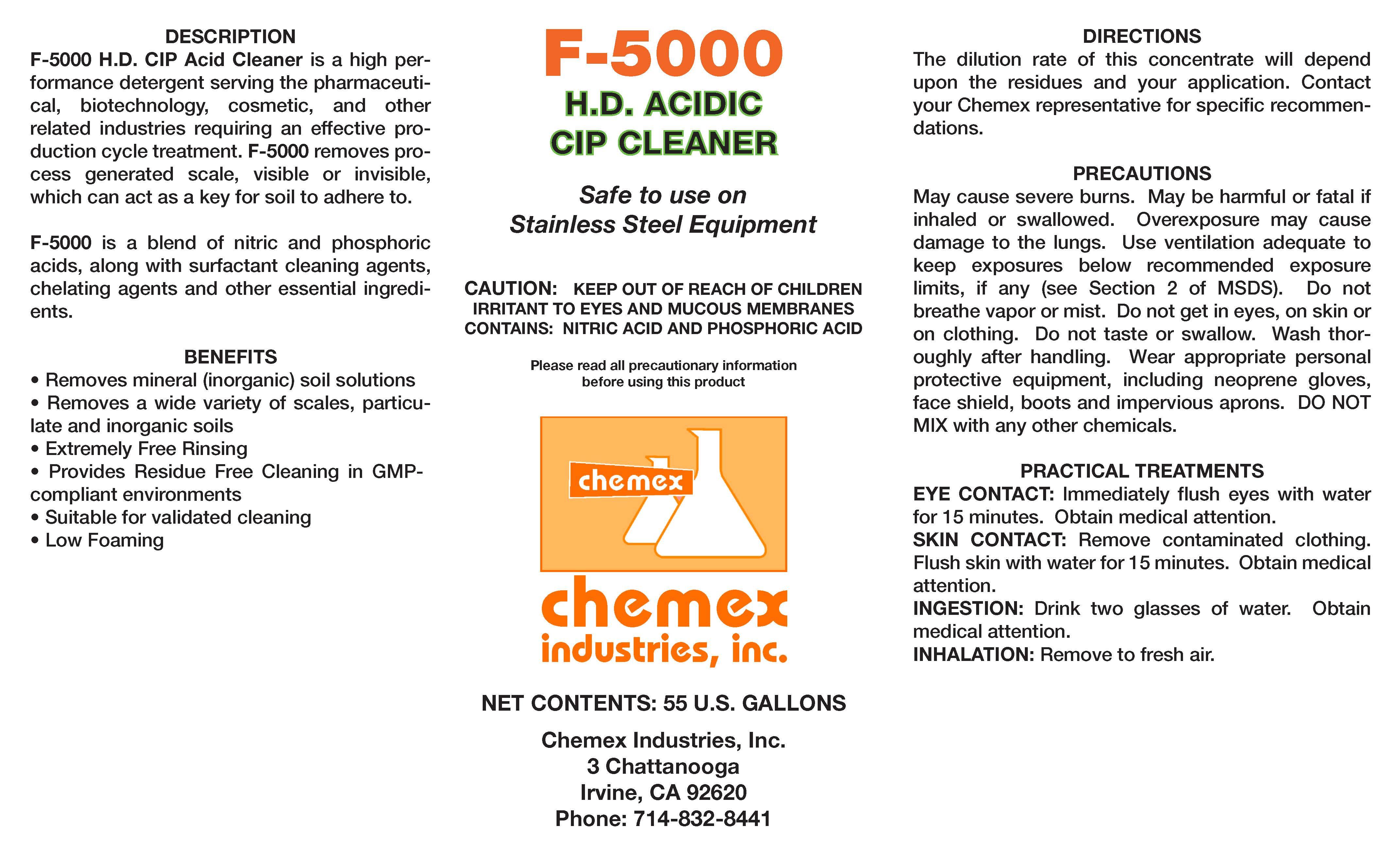 F-5000.CIP_Cleaner