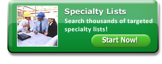 Specialty Mailing Lists