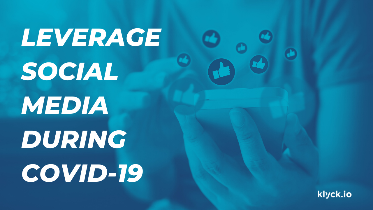 Why B2B Sales Reps Should be Using Social Media During COVID-19
