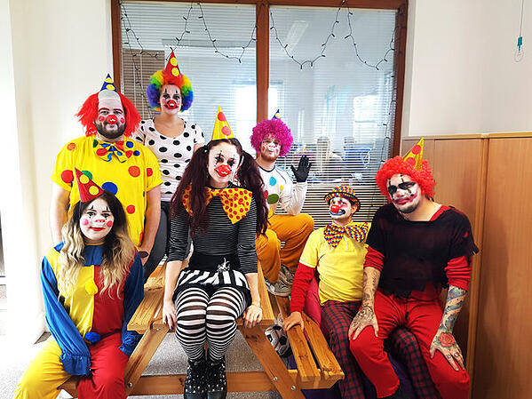 EYEFUL'S RED NOSE DAY ANTICS