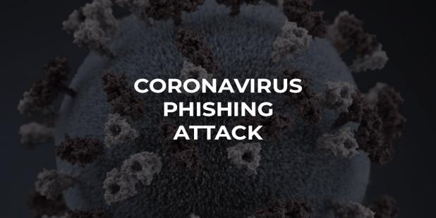 Coronavirus phishing email attack: come difendersi