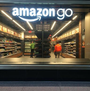 【2分動画】Amazon Go@Chicago