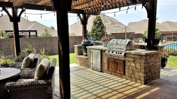 Design Tips for Your Outdoor Kitchen